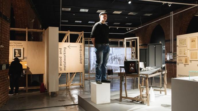 Музей Москвы приглашает на поэтический перформанс