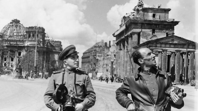Еврейский музей откроет выставку «Неизвестный Берлин. Май 1945 года»