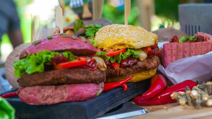 Delivery Club проведет фестиваль еды в Парке Горького