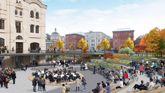 Политехнический музей откроется после реставрации в конце 2020 года