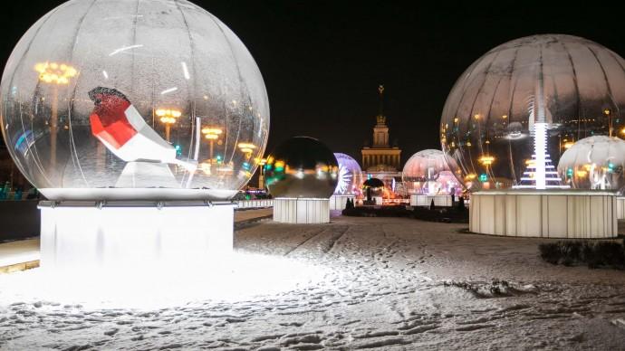 На ВДНХ объявлен третий сезон работы зимней образовательной программы