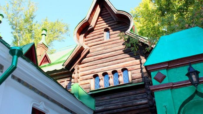 Выставка в доме-музее В. М. Васнецова в Москве
