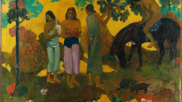 В Пушкинском музее открывается новая выставка картин из коллекции Сергея Щукина