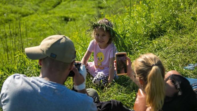 В Измайловском парке проведут семейный фестиваль