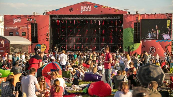 «Усадьба Jazz» займет всю территорию «Коломенского»