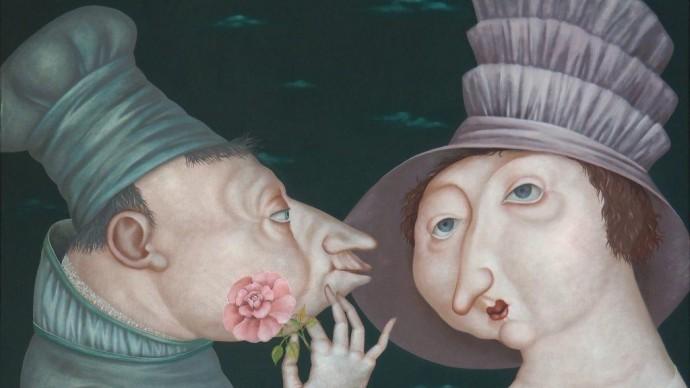 В Петербурге откроется выставка искусства гротеска