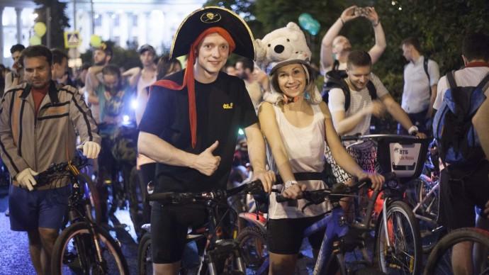 Максим Ликсутов: в Москве в этом году планируют провести 4 велопарада