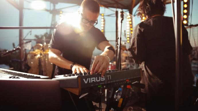 Концерт Therr Maitz в Москве | Roof Fest