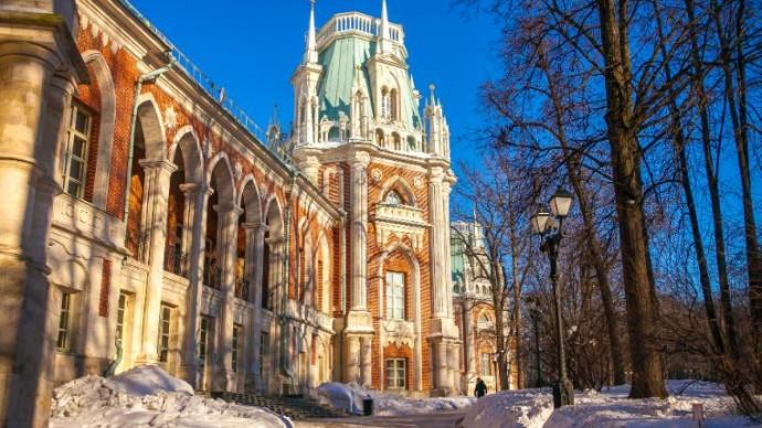 «Посольские вечера в Царицыне»: онлайн-концерт «Ночь перед Рождеством»