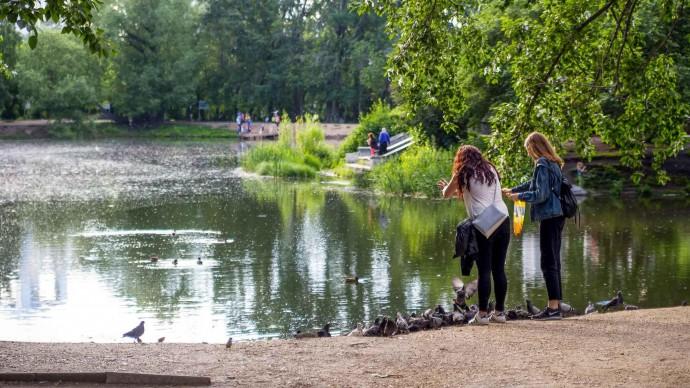 В Екатеринбурге появится новый парк