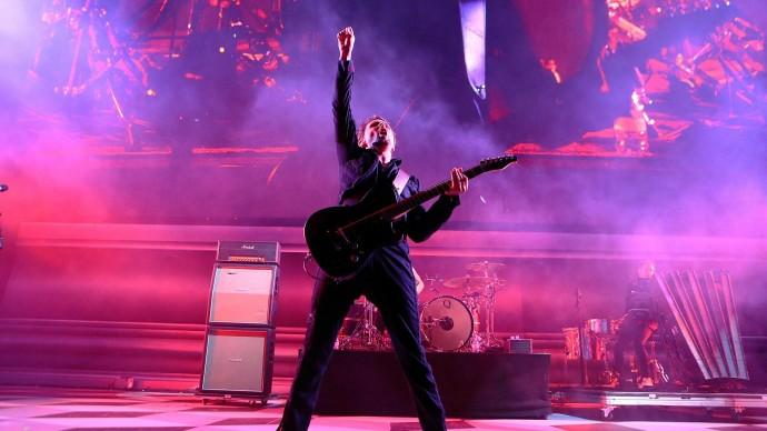 Концерт группы Muse