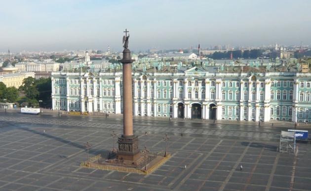 На Дворцовой площади отметят годовщину снятия блокады Ленинграда