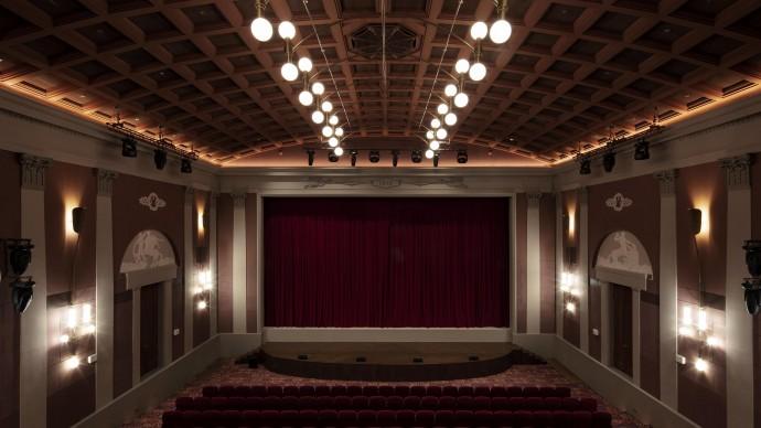 Кинотеатр «Художественный» откроется для зрителей 9 апреля