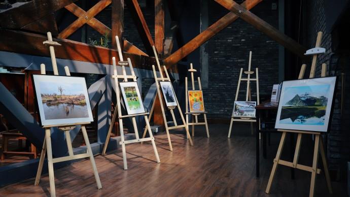 Работы молодых художников и фотографов покажут на фестивале искусств «Набросок»