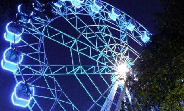 В парке Гагарина появится новое колесо обозрения