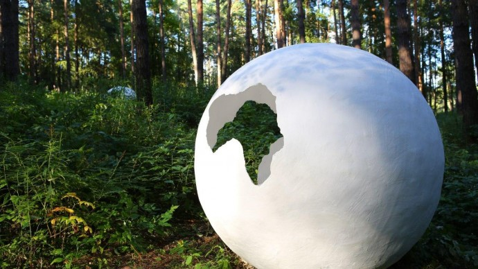 В Московской области откроется выставка лэнд-арта