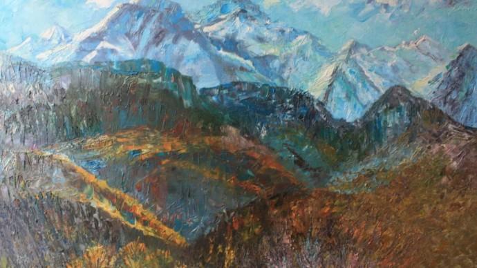 Выставка картин «3+3» состоится в Краснодаре