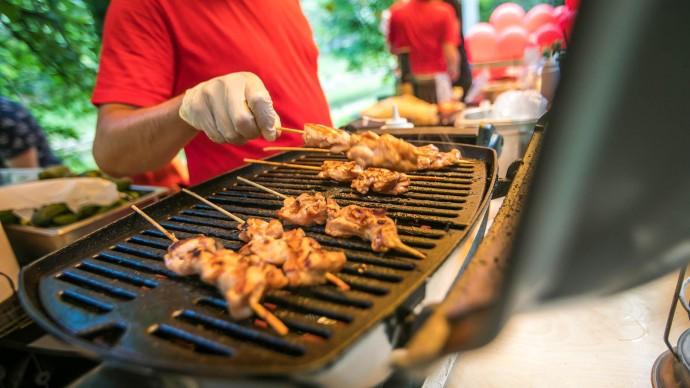 На «Флаконе» устроят фестиваль барбекю разных стран мира