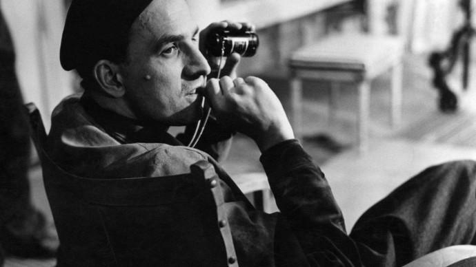 В галерее на Солянке открылась выставка режиссера Ингмара Бермана