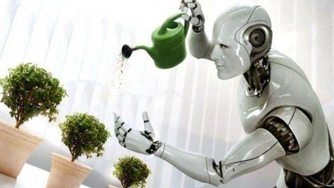 В Ботаническом саду появится робот-огородник