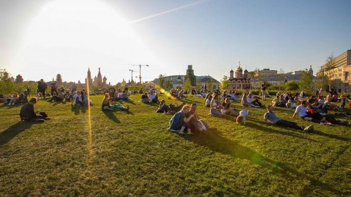На онлайн-дискуссии «Цветочного джема» обсудят городские газоны