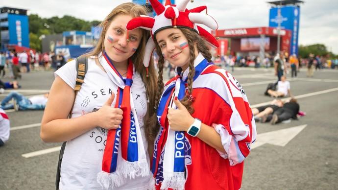 На стадионе «Фишт» пройдет матч Россия-Турция