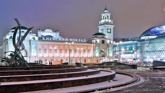 Киевский вокзал переходит на последовательную нумерацию путей