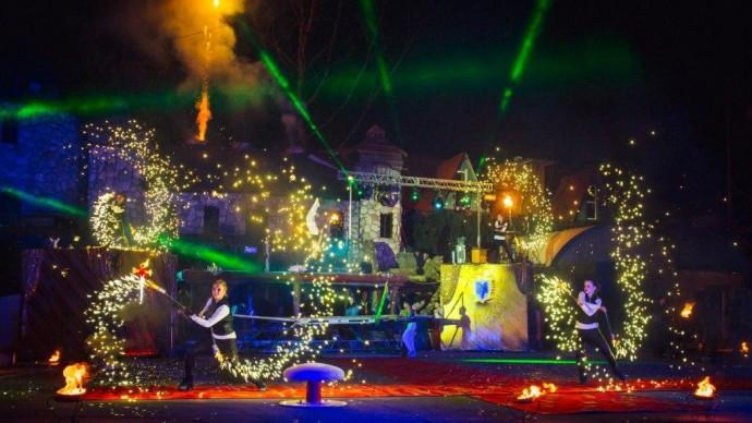 В Москве пройдет фестиваль уличных огненных театров