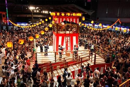 На площади Искусств пройдет фестиваль японской культуры