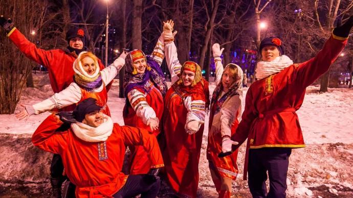«Московскую Масленицу» отпразднуют бесплатными концертами и спектаклями