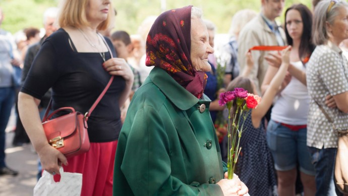 Международный день пожилого человека отпразднуют 1 октября в Таганском парке