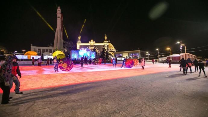 ВДНХ объявил праздничную программу 25 января