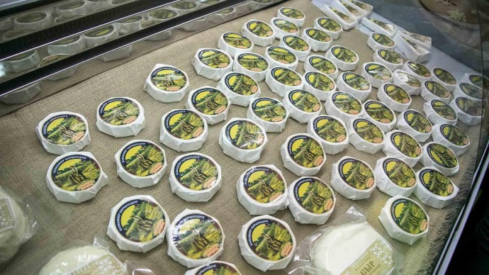 Фестиваль ремесленных сыров пройдет в «Гастроферме»
