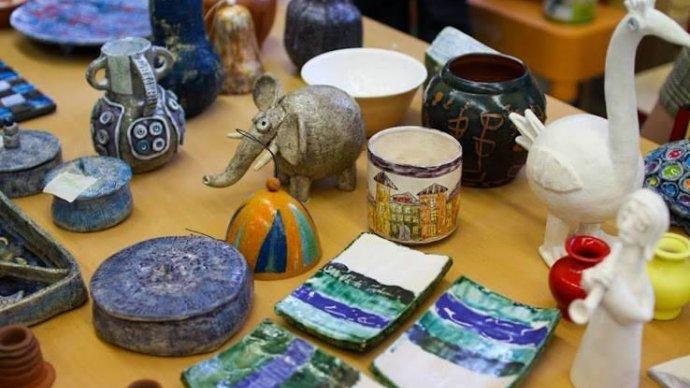 На ВДНХ открывается инклюзивная мастерская «Особая керамика»