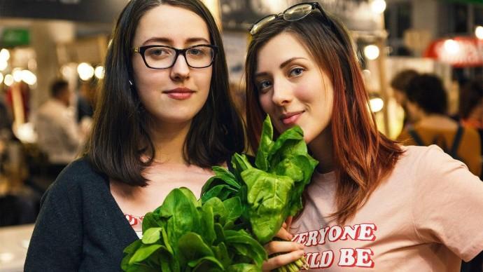 Всемирный день вегетарианства в ЗИЛе
