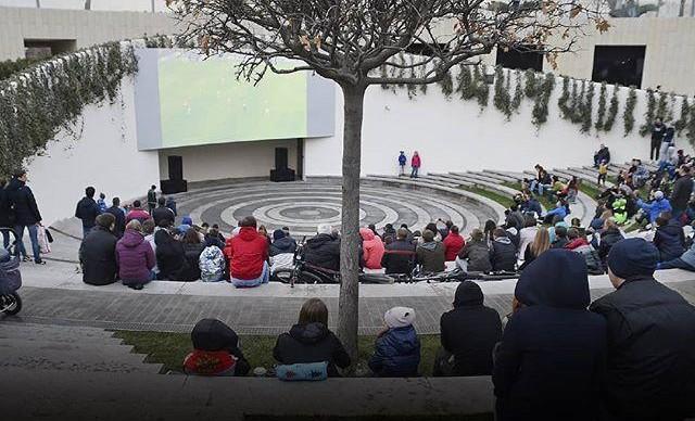 В парке «Краснодар» планируют транслировать матчи Чемпионата мира