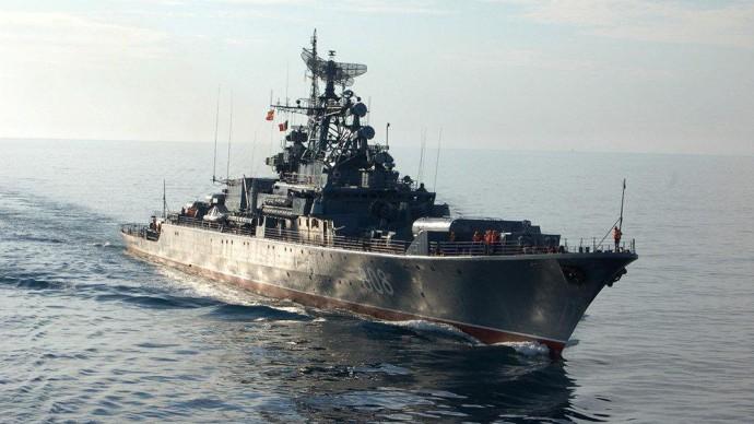 30 российских кораблей ВМФ выставят на Международном морском салоне