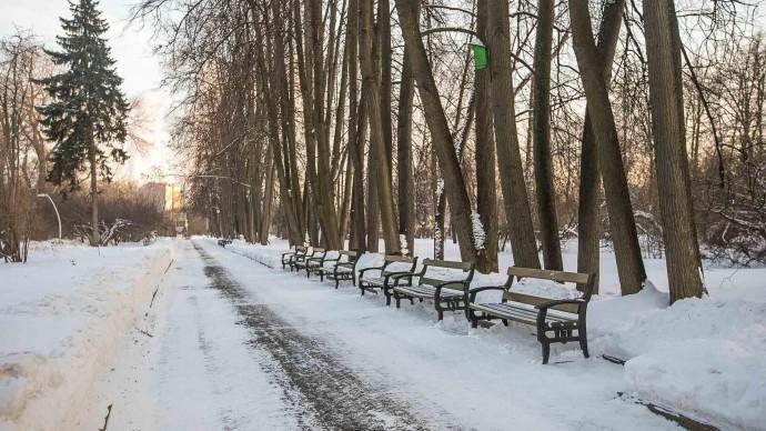 Синоптики подсчитали, сколько в Москве светило солнце в декабре