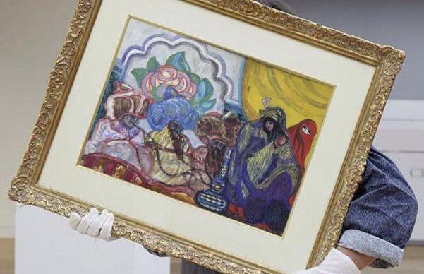 Петербуржцы смогут посетить курсы по русской живописи