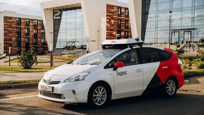 Замминистра транспорта рассказал, когда в Москве могут появиться беспилотные такси