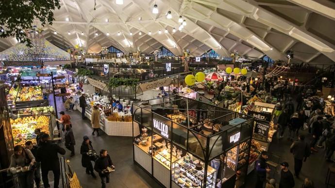 На Даниловском рынке отметят Городскую Пасху