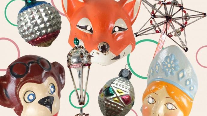 Музей Москвы запустил онлайн-выставку «Новогодний маскарад»