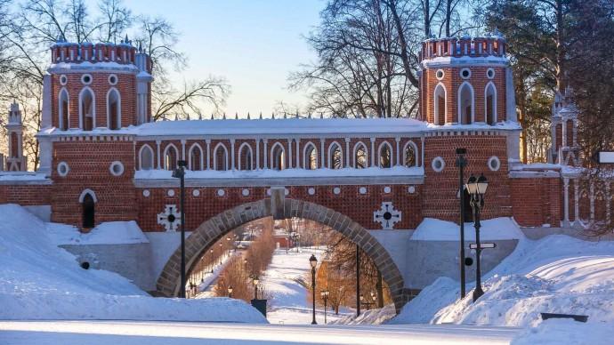 Выставка русского интерьера в музее-заповеднике «Царицыно»