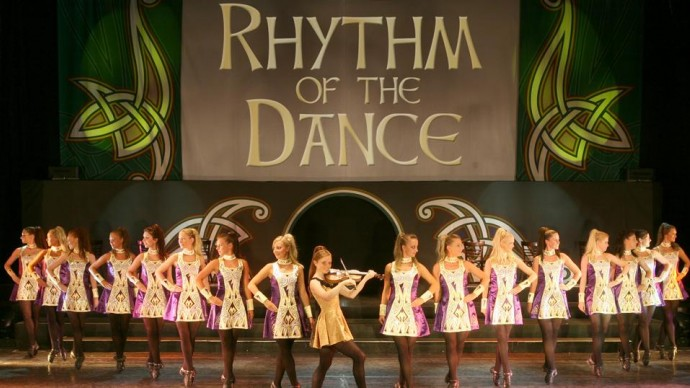 Шоу Rhythm of the Dance