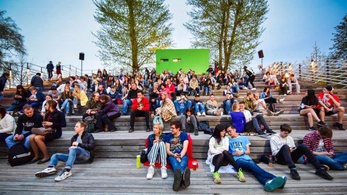 На «Культурном завтраке» в парке Горького расскажут про искусство в Антарктике
