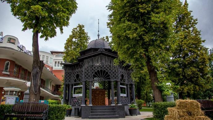 В саду «Эрмитаж» пройдет фестиваль образования и стрит-арта