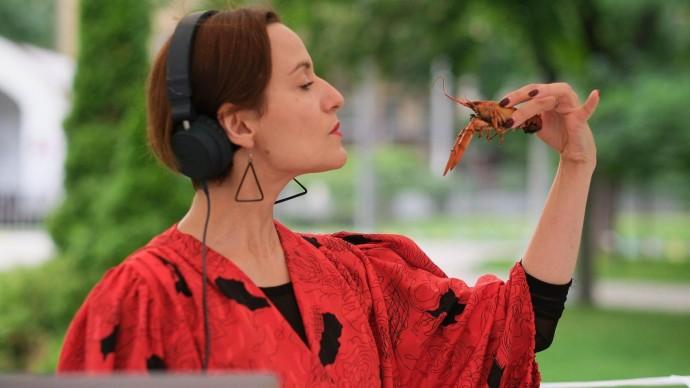 Сесиль Плеже проведет тематический ужин в 32.05 в «Эрмитаже»