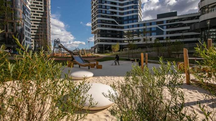 Парк «Зеленая река» стал победителем Премии MUF Community Awards 2020