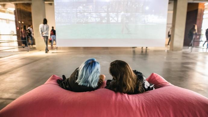 В «Целинном» продолжается Garage Screen Fest