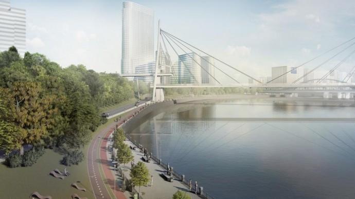 Дорогомилово и Шелепихинскую набережную свяжет новый мост